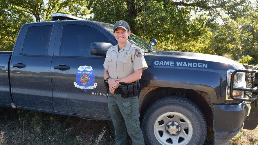 The Secret Life Of A Game Warden Gmc Truck Warden Games