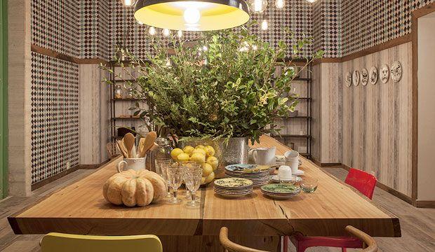 Sala de Almoço