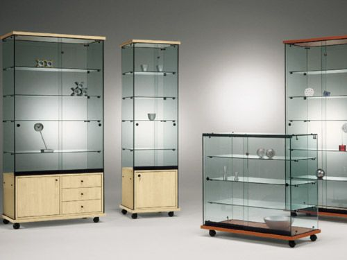 Resultado de imagen para vitrinas de joyerias modernas for Vitrinas salon modernas
