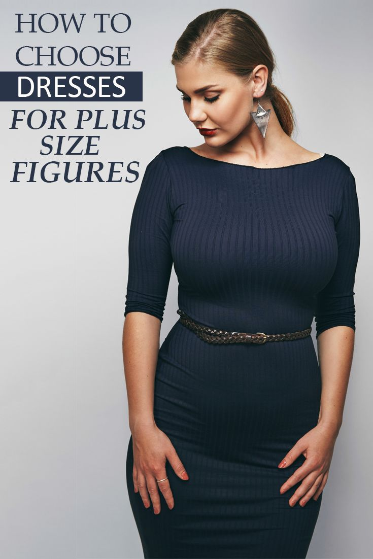 How To Choose Dresses For Plus Size Body Shapes    http   declarebeauty.com style dresses-plus-size  cabac5f417