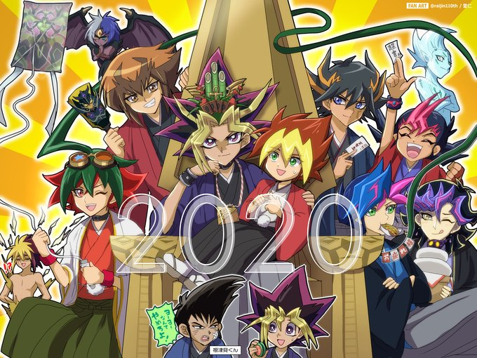 Pin by Sakurahime on Just Yugioh in 2020 Anime, Yugioh