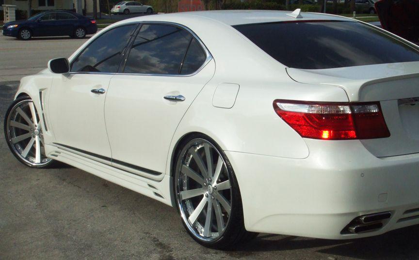 Custom Lexus LS 460 L, One Amazing Car... Lexus ls 460