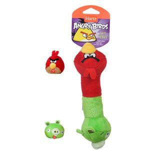 Pets Dog Toys Angry Birds Bird Toys