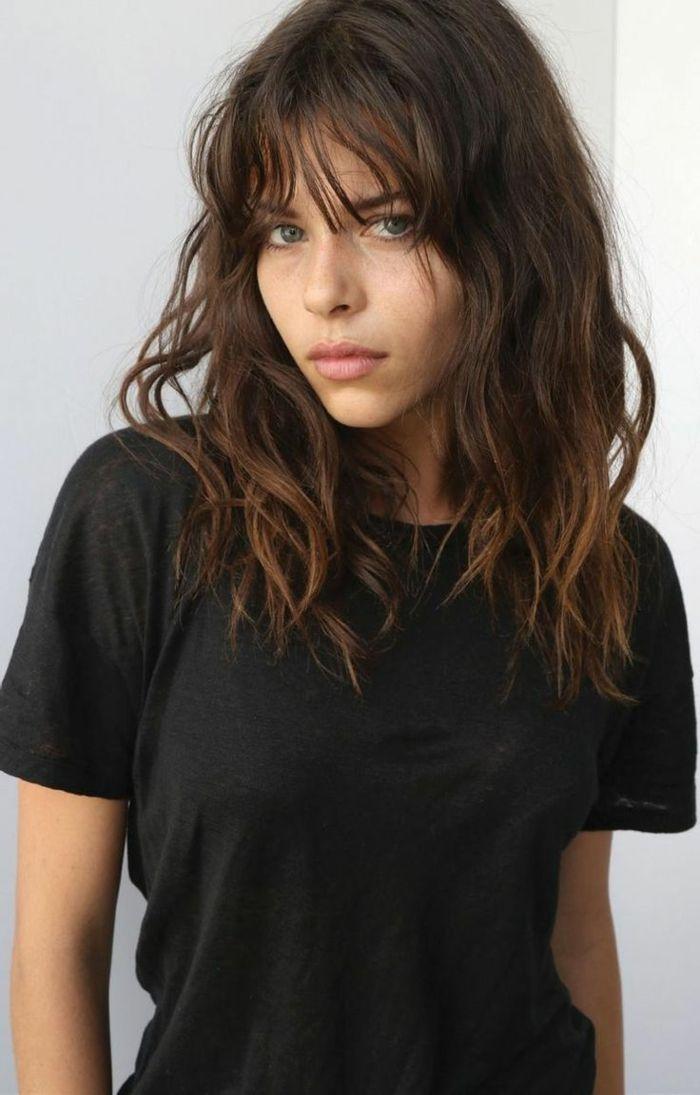 ▷ 1001 + Ideas de cortes de pelo con flequillo para cada tipo de ...