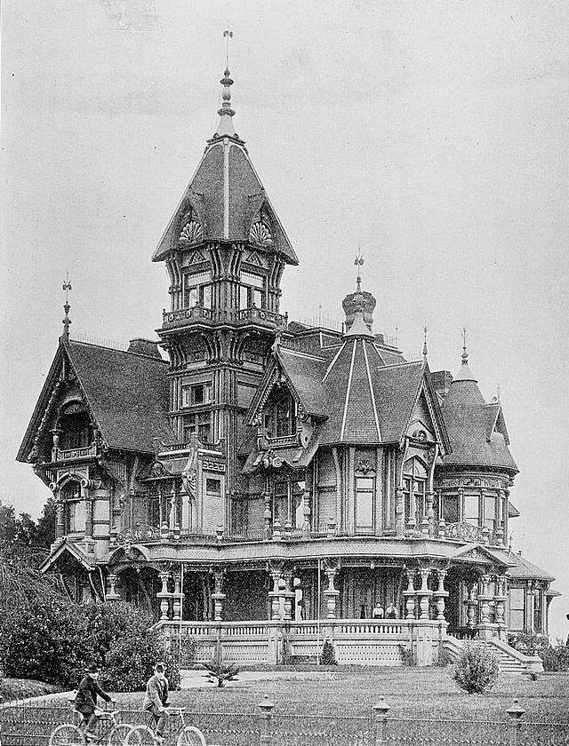 California History Humboldt County Eureka Carson