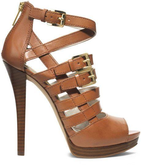 Michael Kors Women's Sandra Platform Sandal GhAp2aZr9T