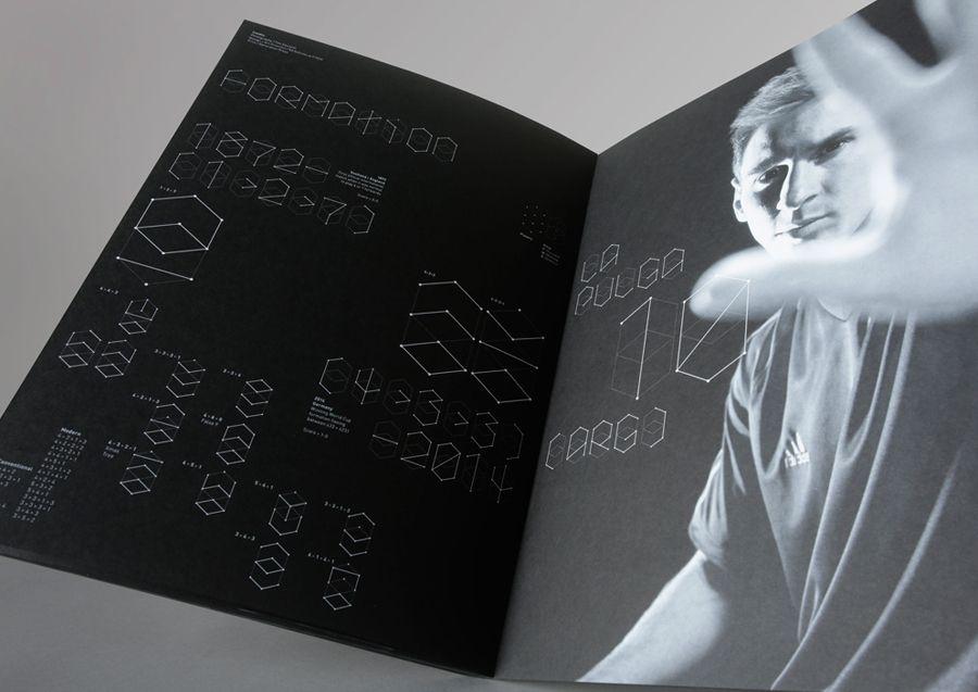 SACCENTI X SULLIVAN X GP: ADIDAS 'FORMATION' BOOK