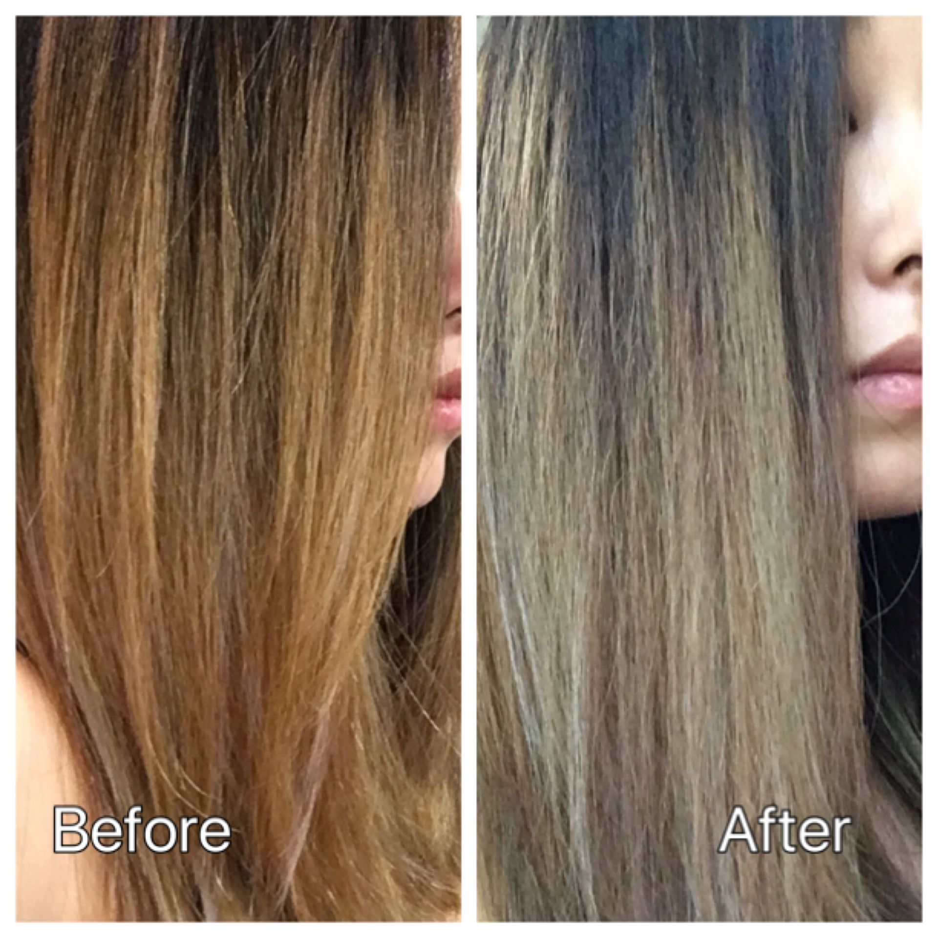 Wella T18 Toner Before And After Toner For Blonde Hair Wella Toner Toner For Orange Hair