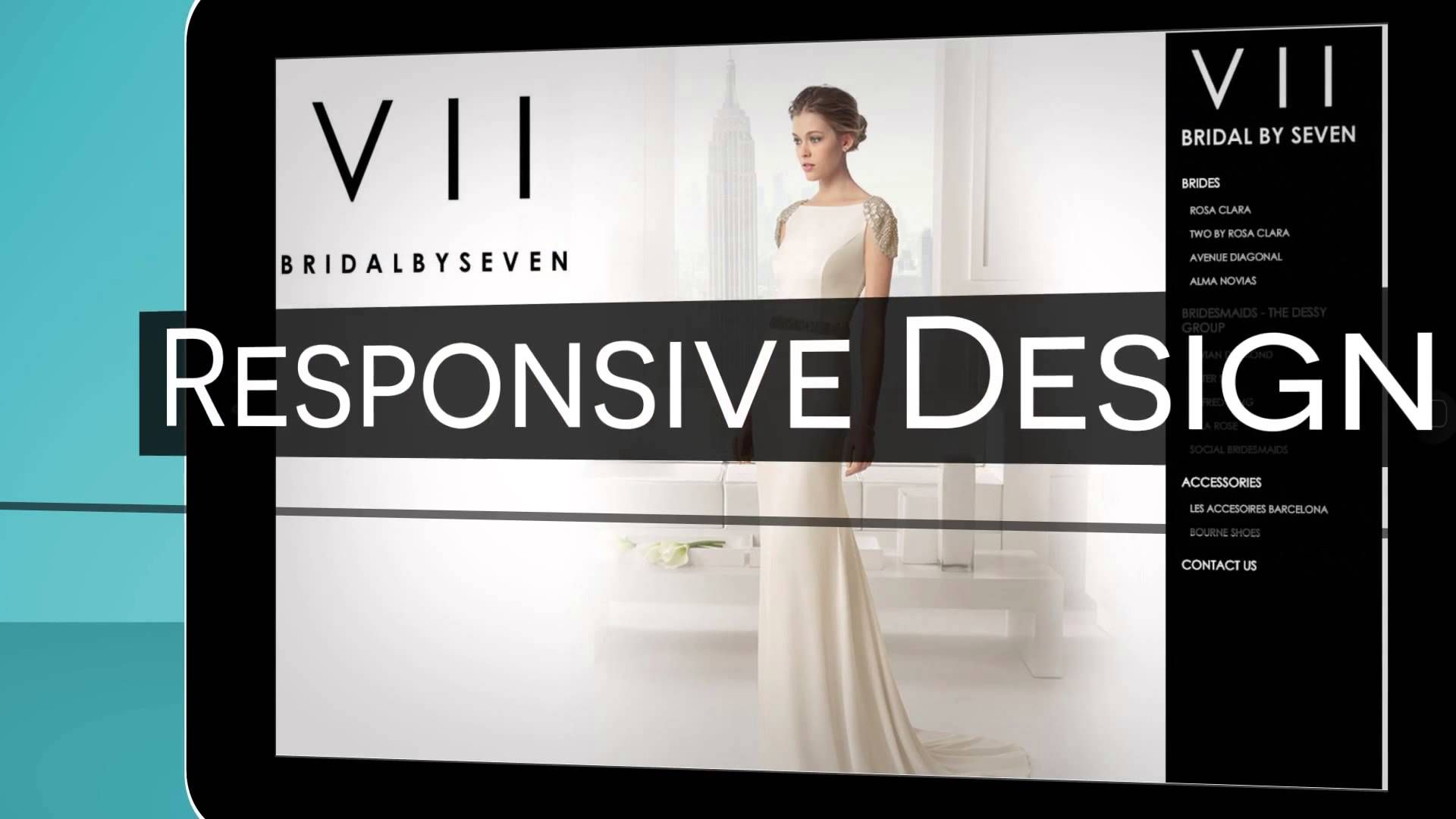 Web Design Newry Bridal By Seven Web Design Quotes Web Development Design Web Design
