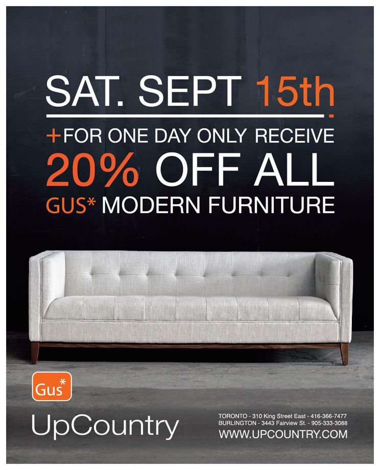 Pleasant One Day Gus Furniture Sale At Upcountry Saturday Pabps2019 Chair Design Images Pabps2019Com