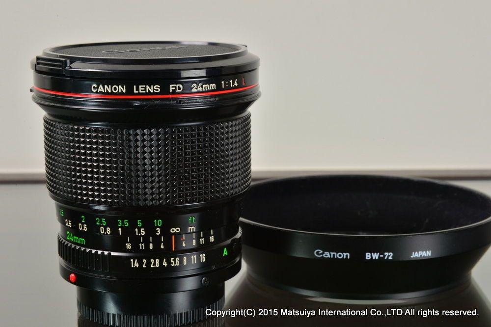 Canon Fd 24mm F 1 4 L Excellent