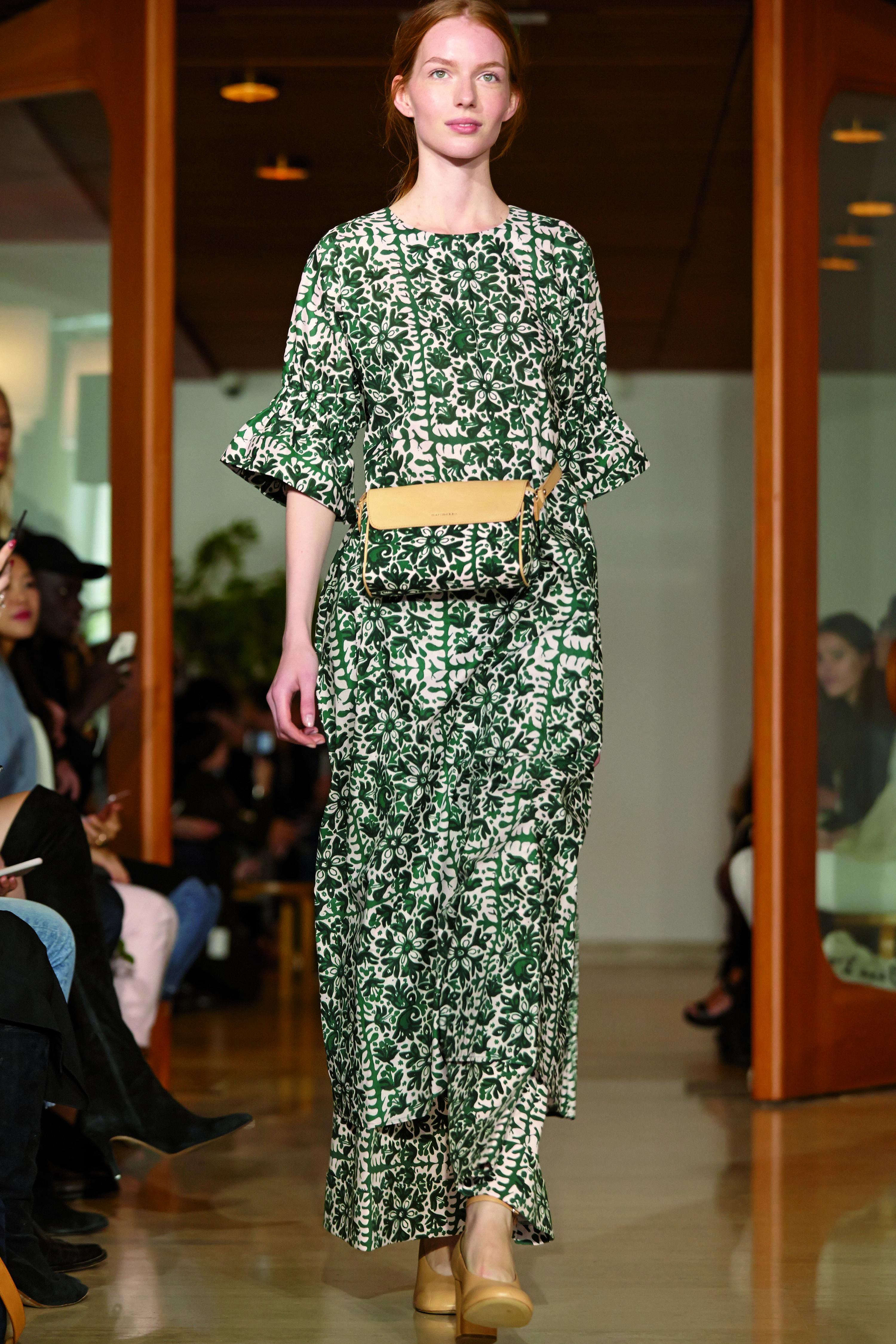 Marimekko Spring/Summer 2017 collection at Paris Fashion week