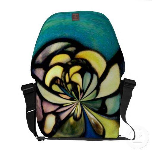 Tiffany Flow 2  Large Messenger Bag