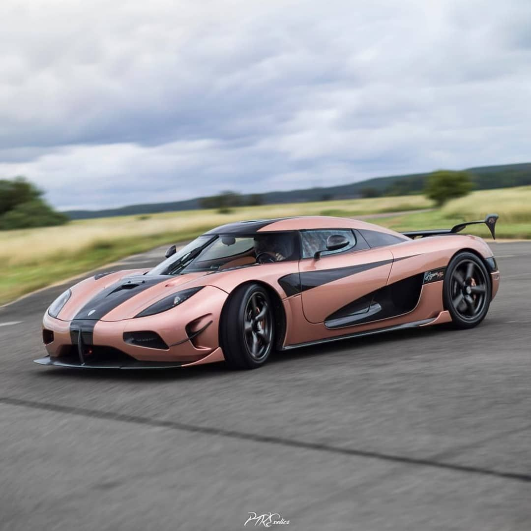 The Only Rose Gold Koenigsegg In Existence To Date Fabulous