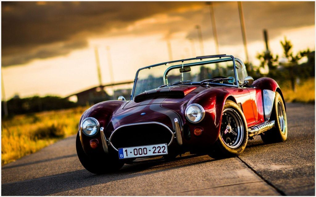 Shelby Car Classic Model Wallpaper Shelby Car Classic Model