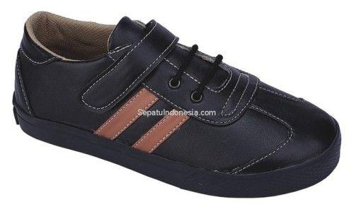 Sepatu Anak Ctj 17 62 Sintetik Hitam 26 30 Rp 130 500 Dengan