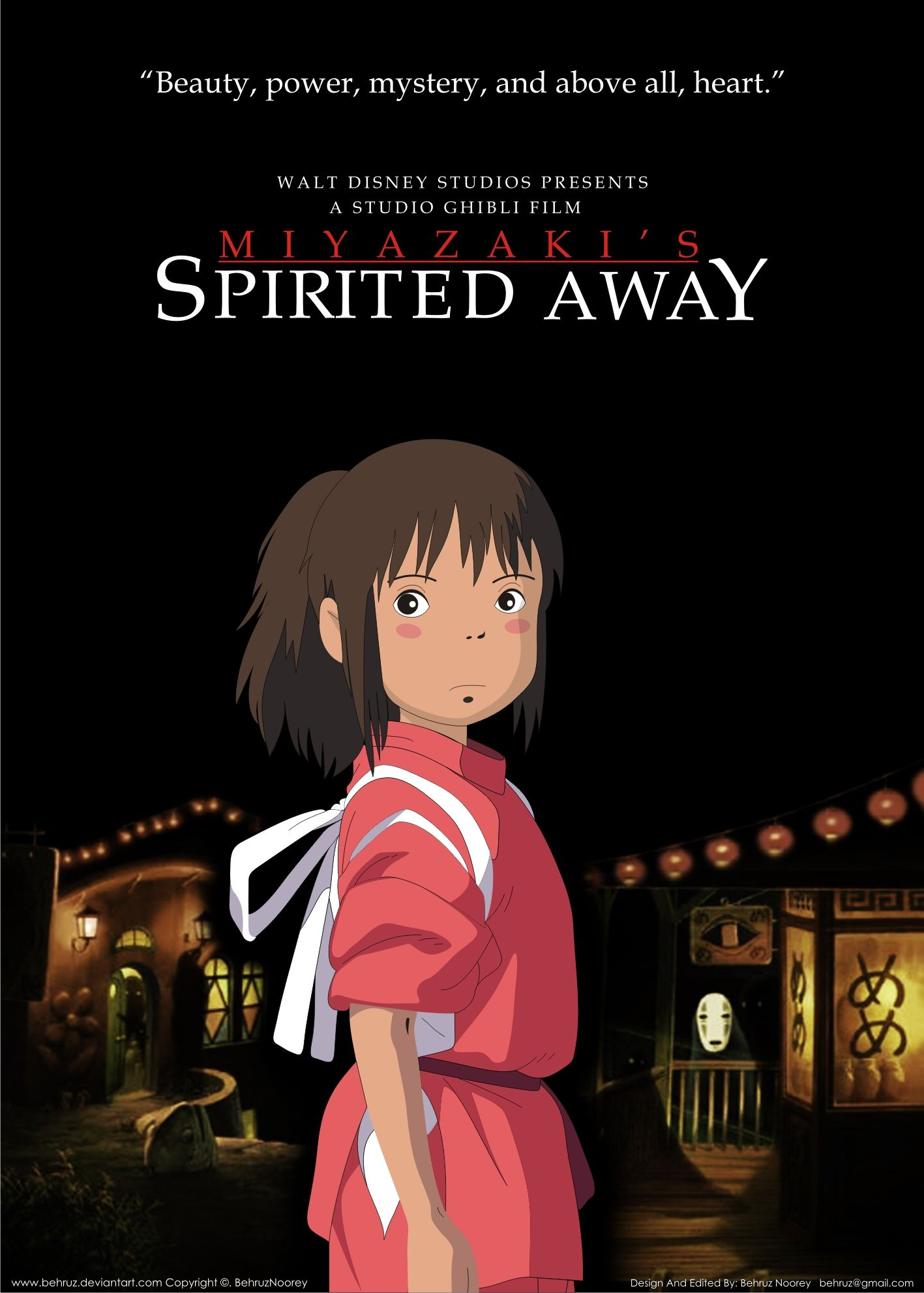 Spirited Away - one of...