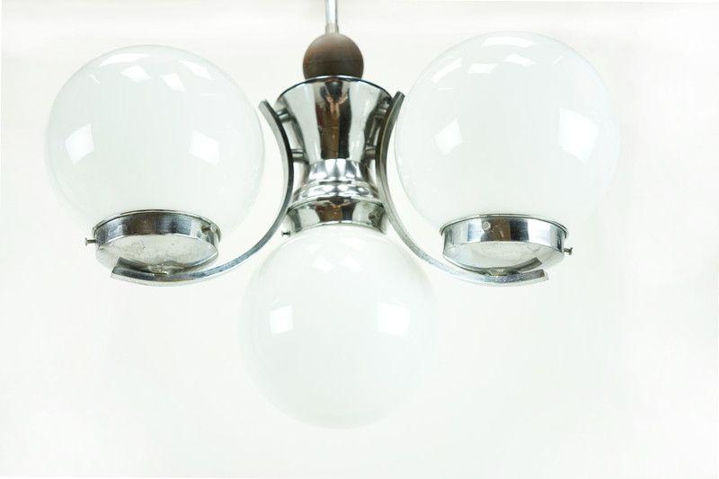 Lampe Bauhaus Deckenleuchte Lampe Art Deco
