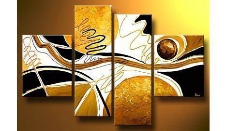 Cuadros Decorativos Dipticos Tripticos Polipticos Oferta 1 400 00 Pinturas Abstractas Cuadros Modernos Cuadro Abstractos