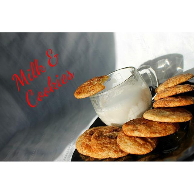 These snickerdoodles are a family recipe that we make every year!