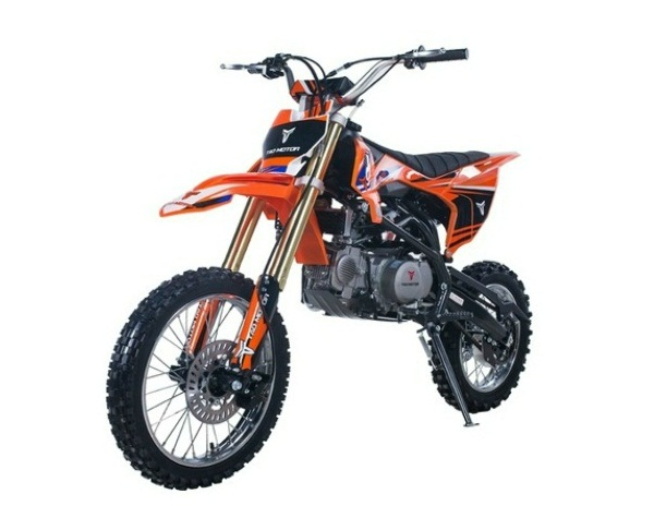 Buy TaoTao DBX1 140cc Dirt Bike, 140cc, Air Cooled, 4