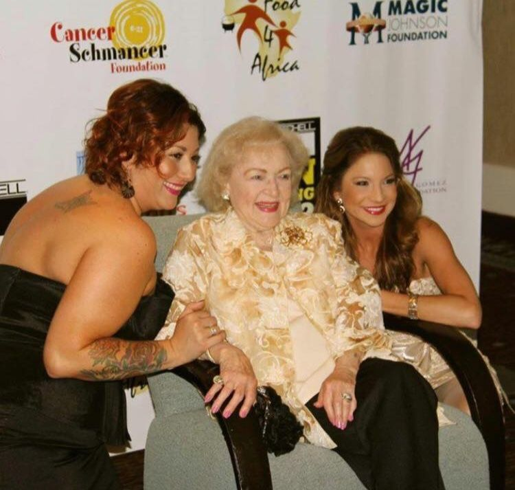Who's a BettyWhite fan? What do you like best about her
