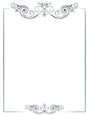printable scroll border free gif jpg pdf and png downloads at