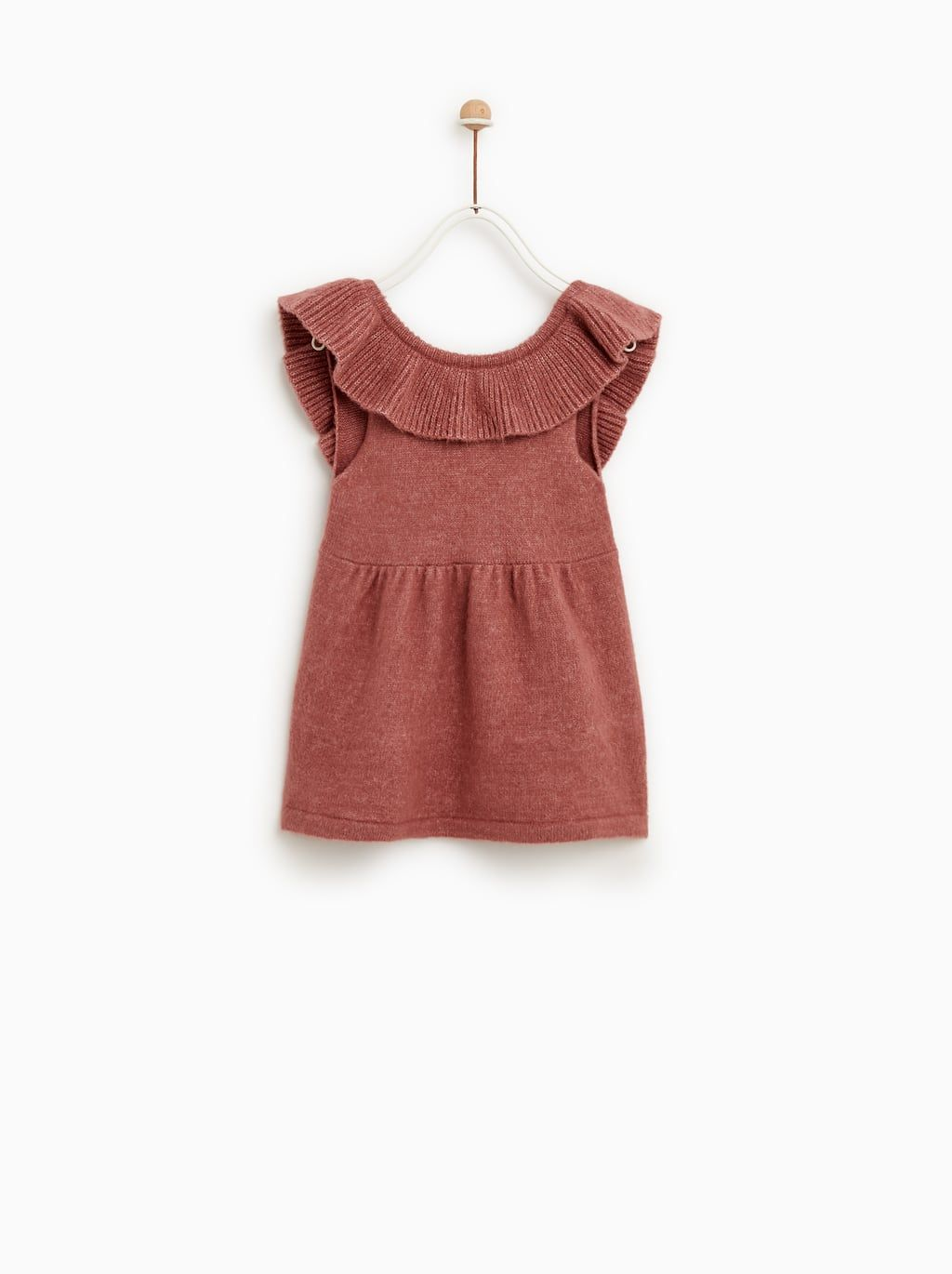 Plaid Knit Sweater Zara Baby Clothes Dresses Kids Girl What To Wear Fall