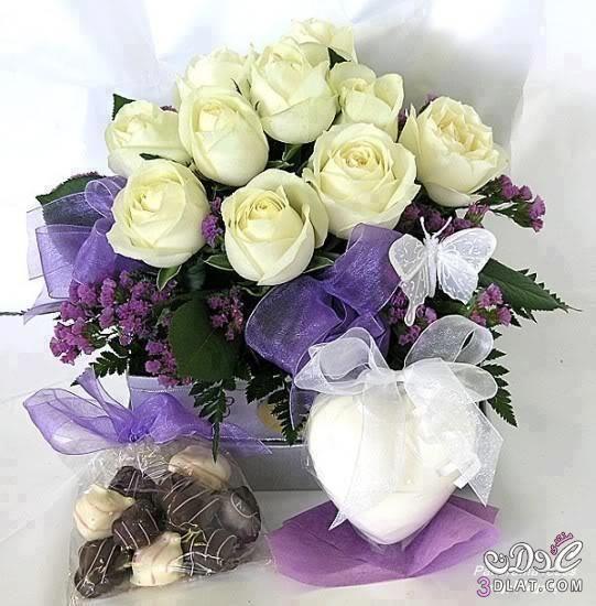 صور ورود صور من الطبيعه صور رائعه الجمال ورد من الطبيعه Flowers Bouquet Gift White Roses Gift Sympathy Flowers