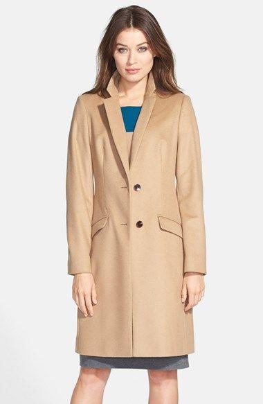 hugo boss crombie coat