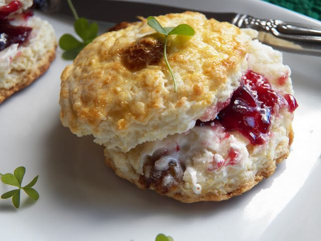 Blarney Scones-haha love the name of this recipe!