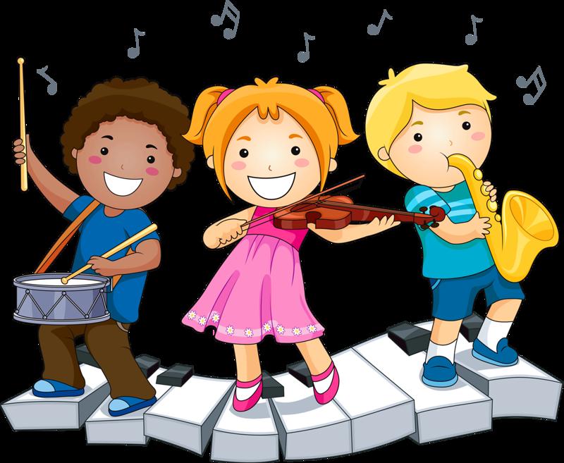 Картинки для детей музыкальные