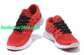 Nike Free Run 2 Dark Red Black Mens Shoes   Nike Free Run 2