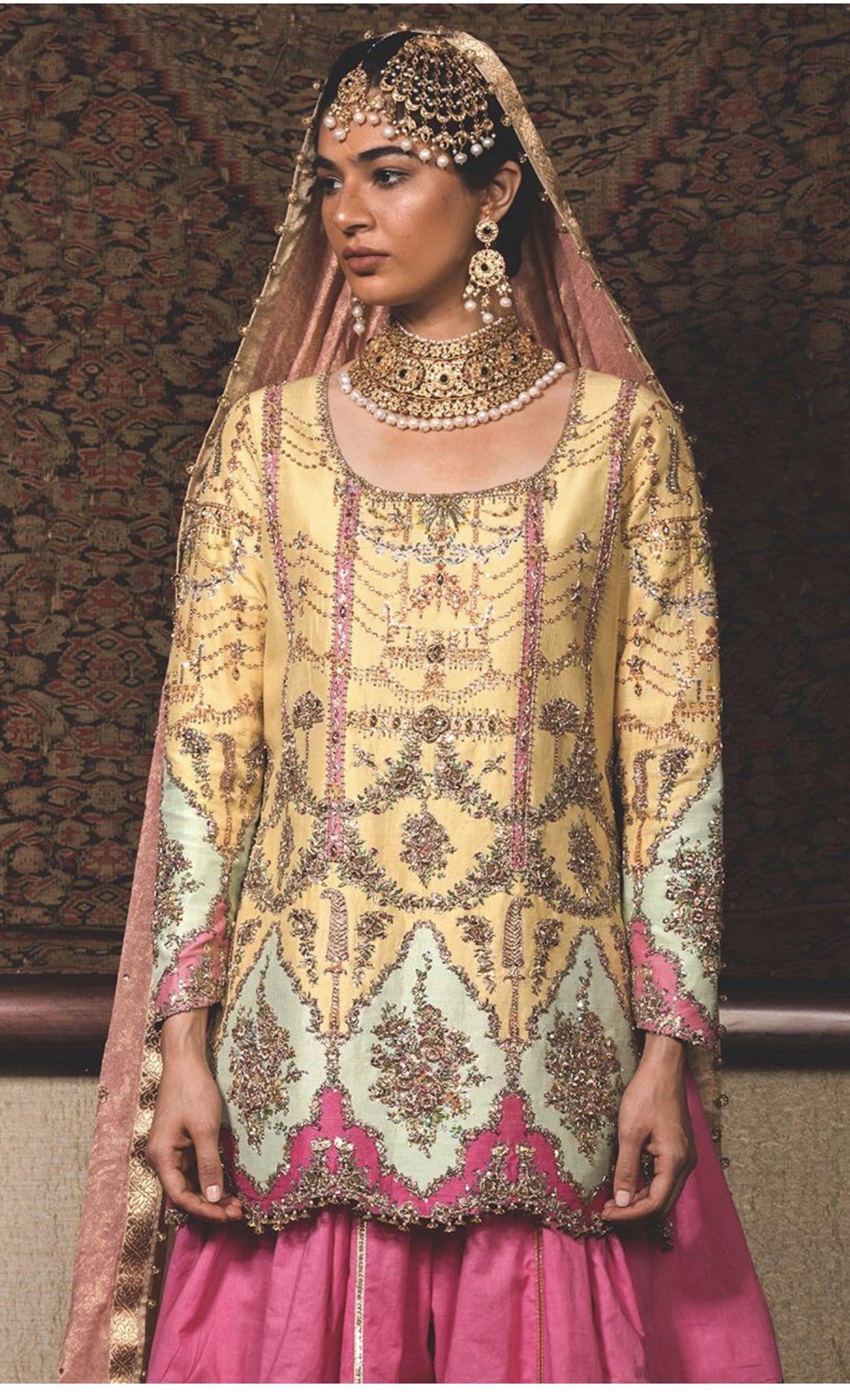 Rajput wedding dress  Pin by divya rajput on d  Pinterest  Pakistani Indian clothes and