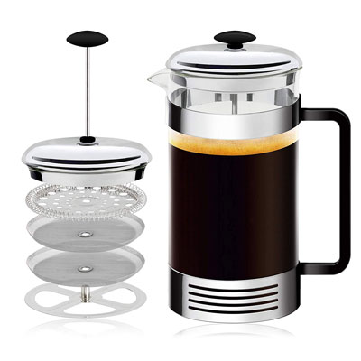 Top 10 Best French Press Coffee Maker In 2020 Reviews Best10selling French Press Coffee Maker Best French Press Coffee French Press Coffee