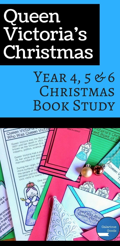 Queen Victoria\'s Christmas - Christmas Book Study | Pinterest ...