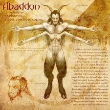 """Abaddon- é um termo hebraico que tem o significado de""""destruição""""ou """"Destruidor"""".Na Bíblia, figura no Livro de Jó (26,6) e no Livro do Apocalipse (9:11).Abaddon é o Chefe do séquito do Príncipe planetário Caligástia. Abaddon escolheu seguir Caligástia e se unir à rebelião na época do ocorrido, há aproximadamente 200 atrás."""