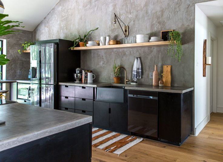 Episode 06 The Pick A Door House Magnolia Fixer Upper Kitchen Kitchen Renovation Accent Wall In Kitchen