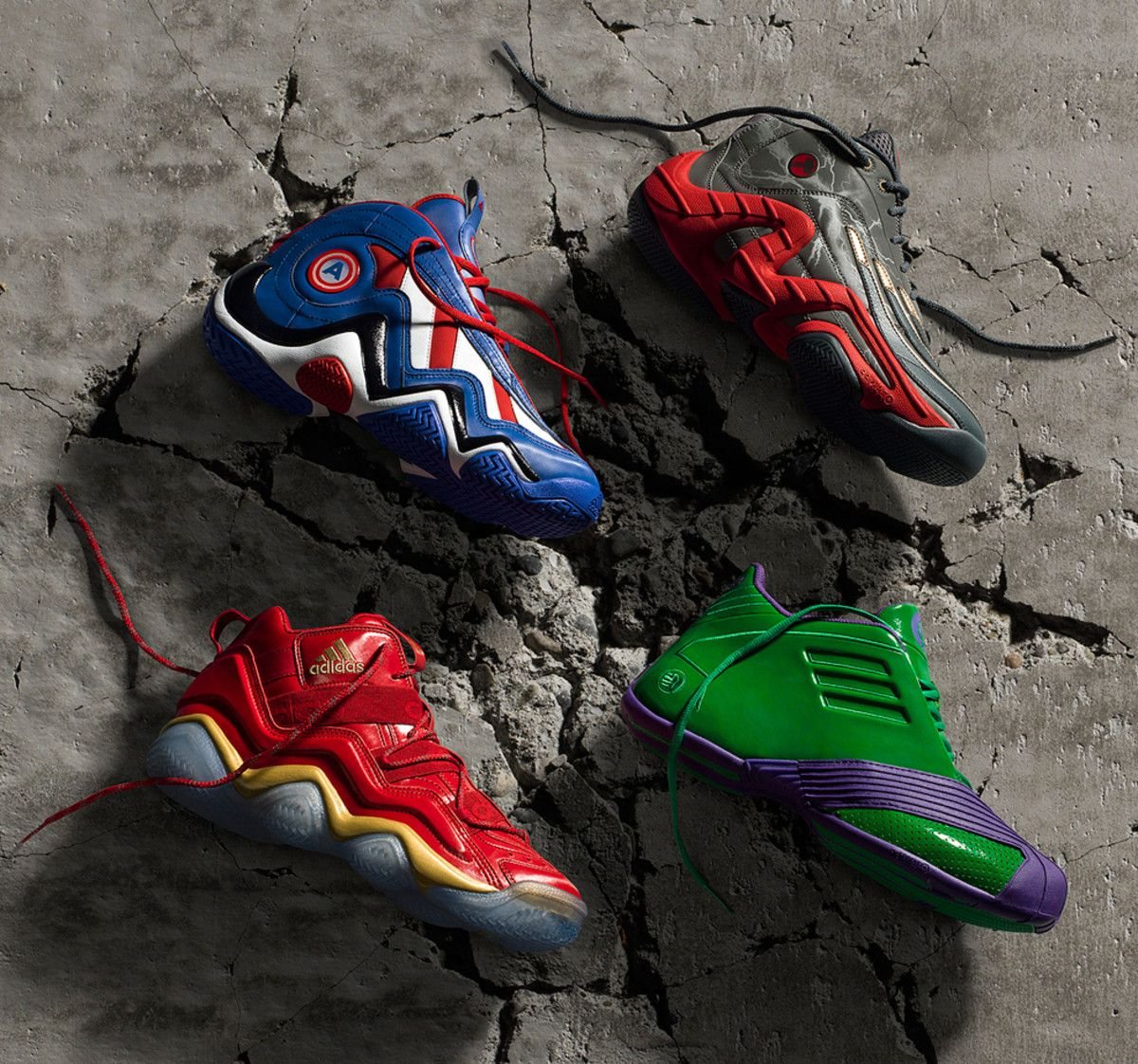 adidas avengers chaussures