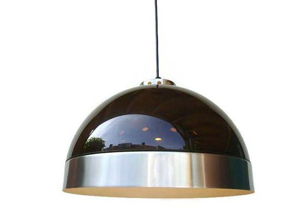 Design Vintage Hanglamp.Vintage Space Age Hanglamp Dijkstra Lampen Dutch Design