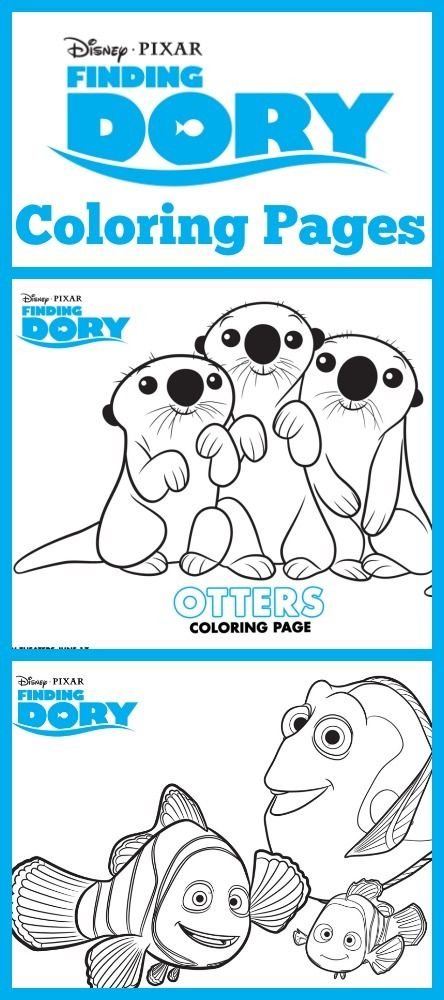 Finding Dory Coloring Sheets Dawn and Content - new pixar coloring pages finding nemo