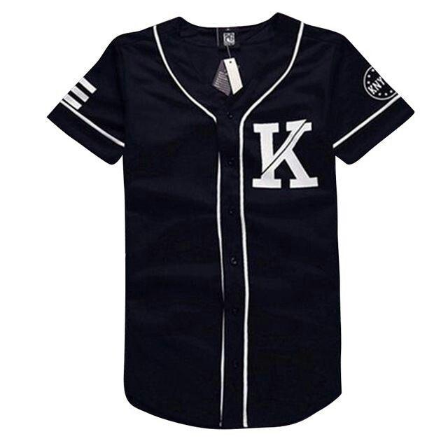 303d77e927ab84 Camiseta de béisbol | outfits en 2019 | Camisas de béisbol ...