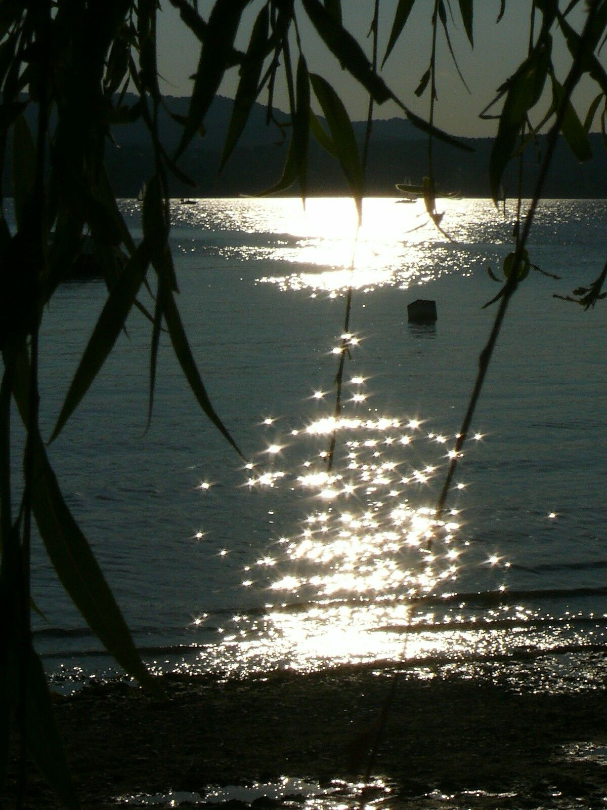 Abendsonne Sandseele
