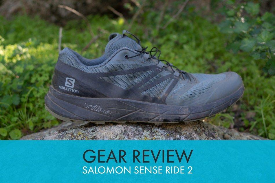 salomon sense ride 2 review