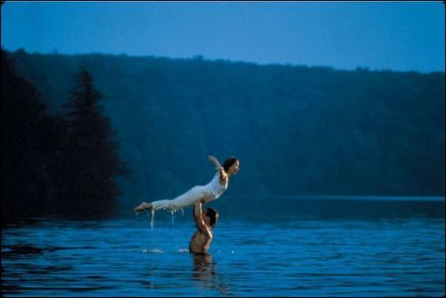 Dirty Dancing-Hubby and I have been to where this was taped at Lake Lure in North Carolina. Beautiful lake.