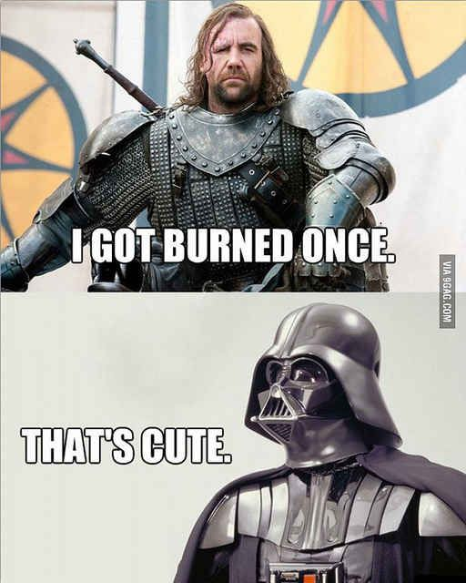 37 Things Only Star Wars Fans Will Find Funny Grappig Ster Vader