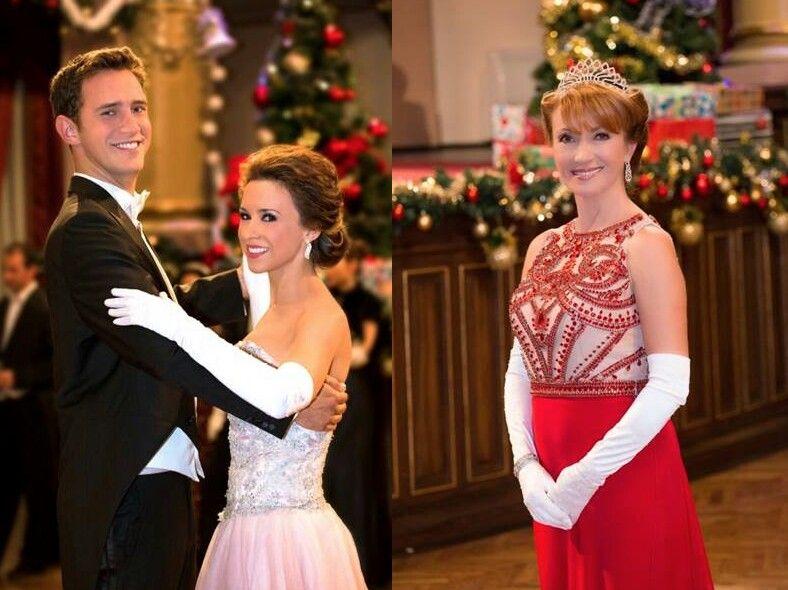 A Royal Christmas.Lacey Chabert Jane Seymour In A Royal Christmas