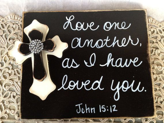 Black+and+White+Scripture+Sign+Wedding+and+by+SassySouthernCharm,+$20.00