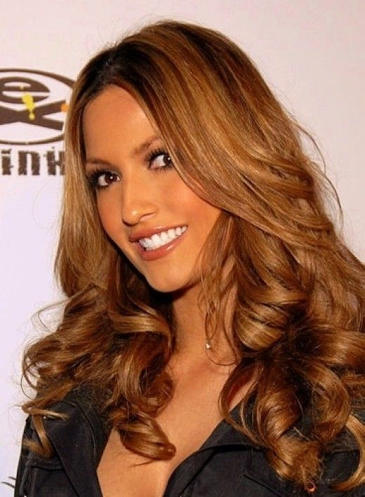 pictures of light golden brown hair color - Golden Brown Hair Color Pictures