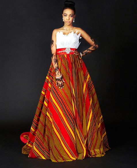 shukri hashi dress collection african wedding dresses
